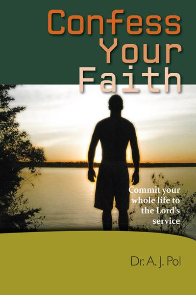 Confess Your Faith