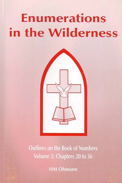 Enumerations in the Wilderness - Volume 2